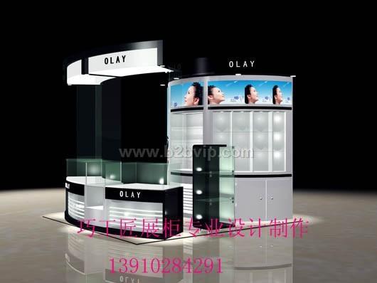 化妆品展柜3 装潢设计 创意设计 商务服务 广告 商机