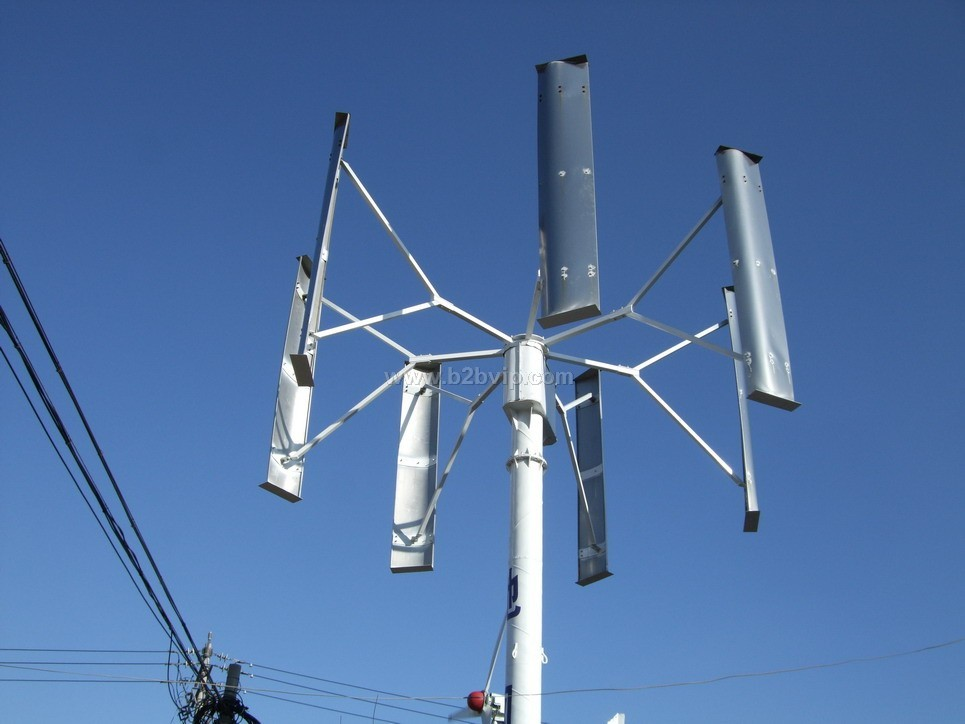 小型风力发电机1000w