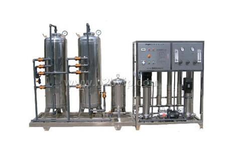 1吨双级大桶纯净水厂全套生产设备