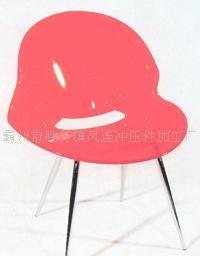 20号水晶椅(红)