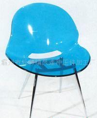 20号水晶椅(蓝)