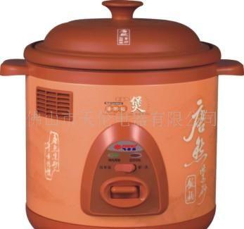 簡易型紫砂飯煲