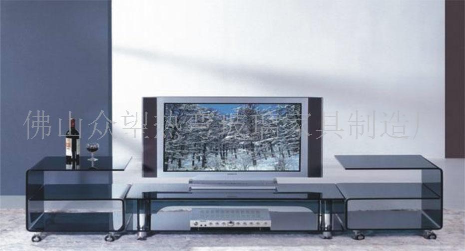 玻璃电视柜