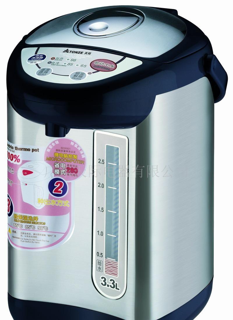 微电脑控制电热水瓶_电热壶/电水壶图片
