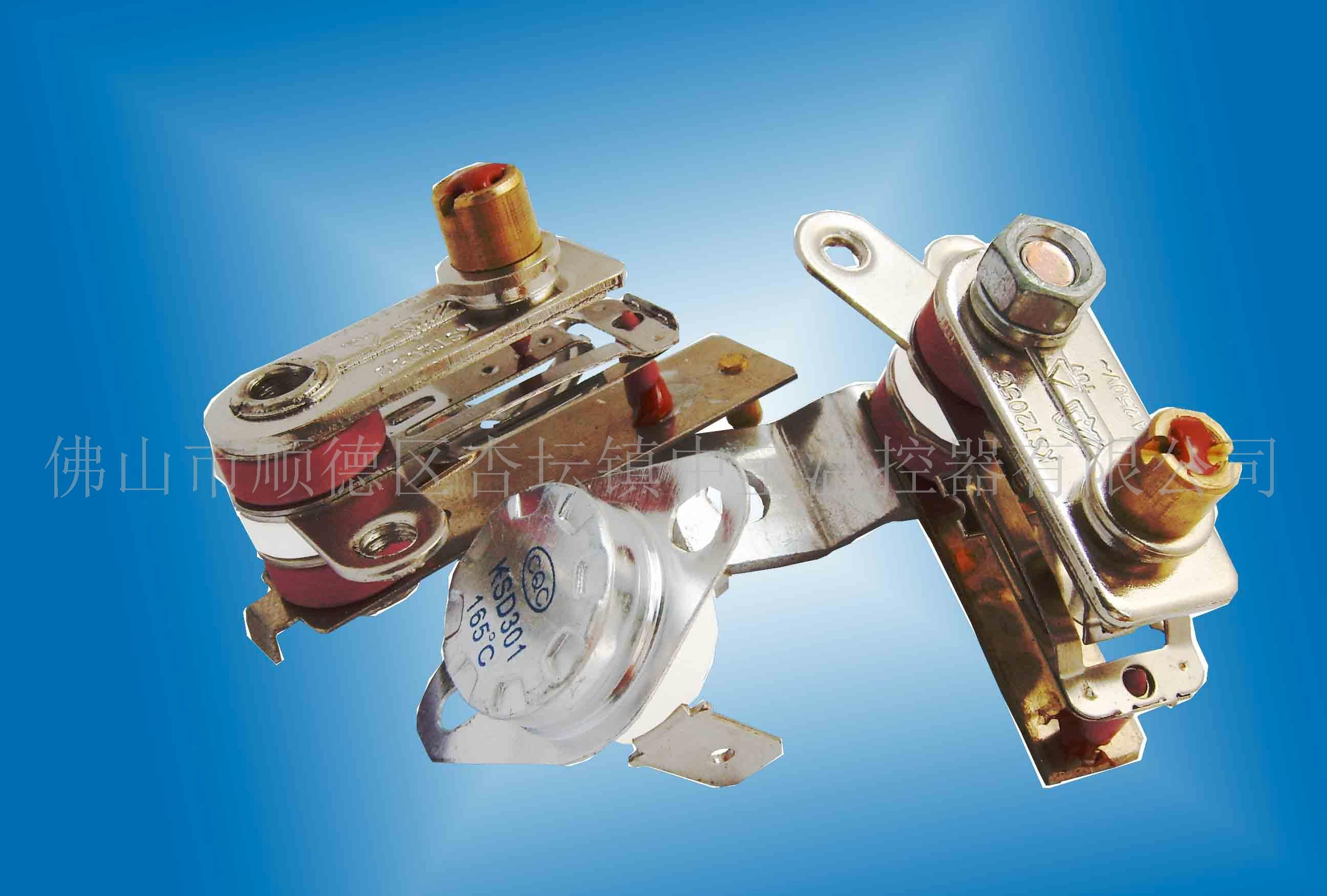 电压力锅温控器