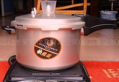电磁炉的压力锅_电饭煲