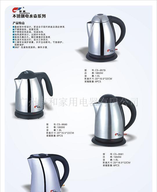 电热水壶,精美水杯,广告杯,紫砂锅,榨汁机,早餐吧等.