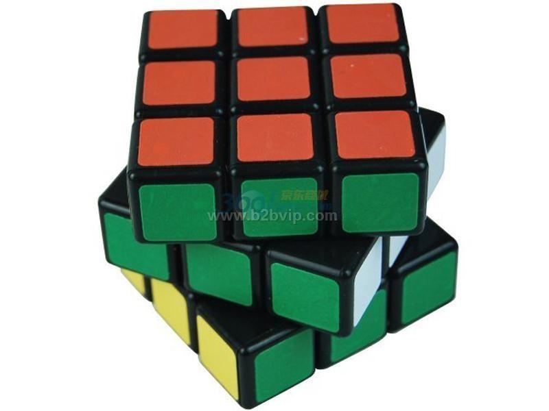 结构设计,使魔方卡的概率更小