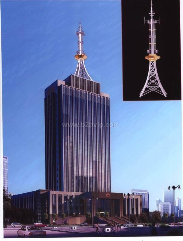 公司:河北景县华电工艺塔