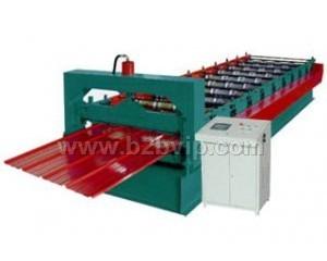 屋面板900型压瓦机械