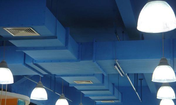 通风管道设计及安装
