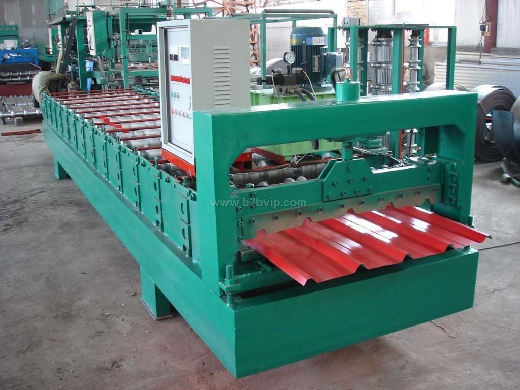 压瓦机 彩钢机 彩钢设备