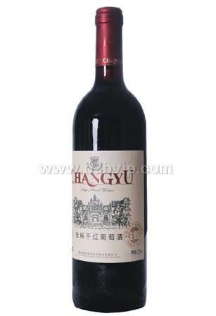 张裕干红葡萄酒佐餐级