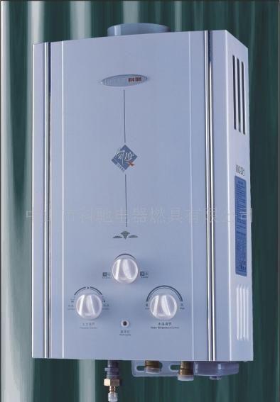 燃气灶具 订阅  产品/服务: 家用燃气快速热水器 品 牌: 科驰 有效期