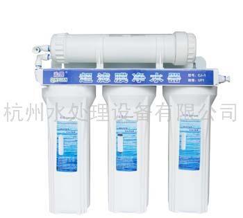 沁园管道净水器 CJ 1 UF1