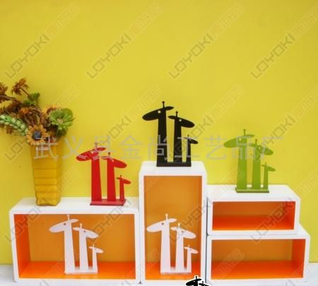 时尚创意的直角双色壁柜 墙柜 置物架 书架
