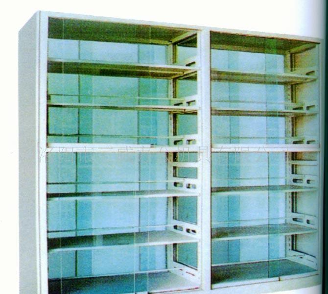 玻璃书架_其他办公家具