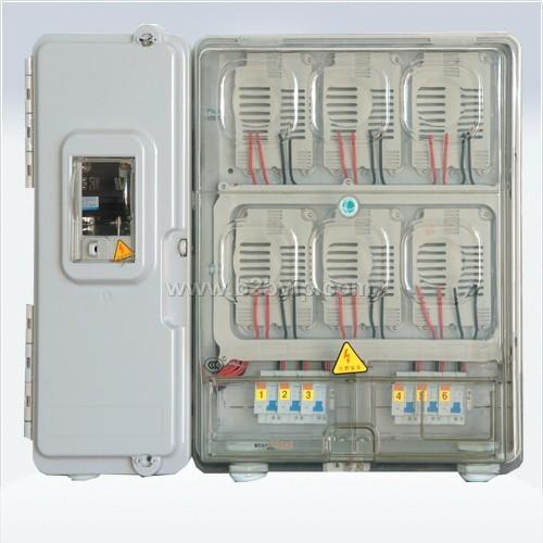 照明电表接线图.