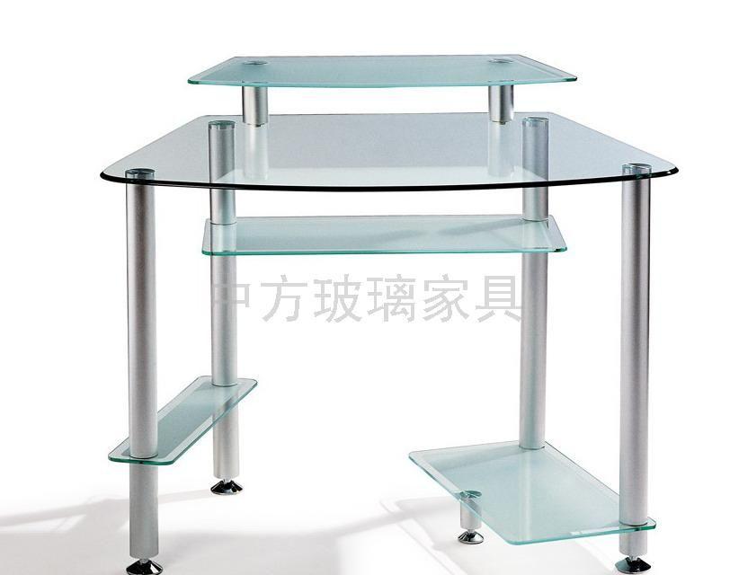 玻璃电脑桌e-12