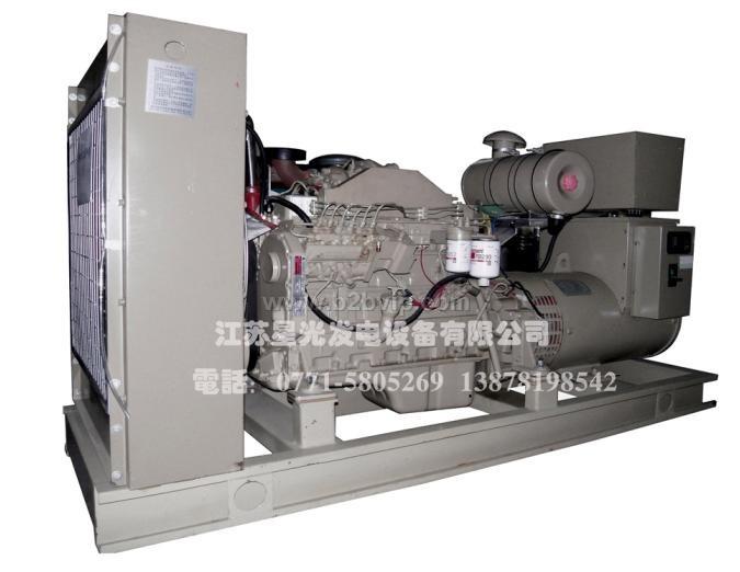 东风康明斯柴油发电机组高清图片