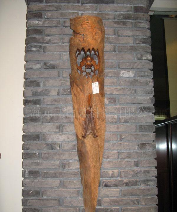 木雕雕刻_大班桌_办公家具