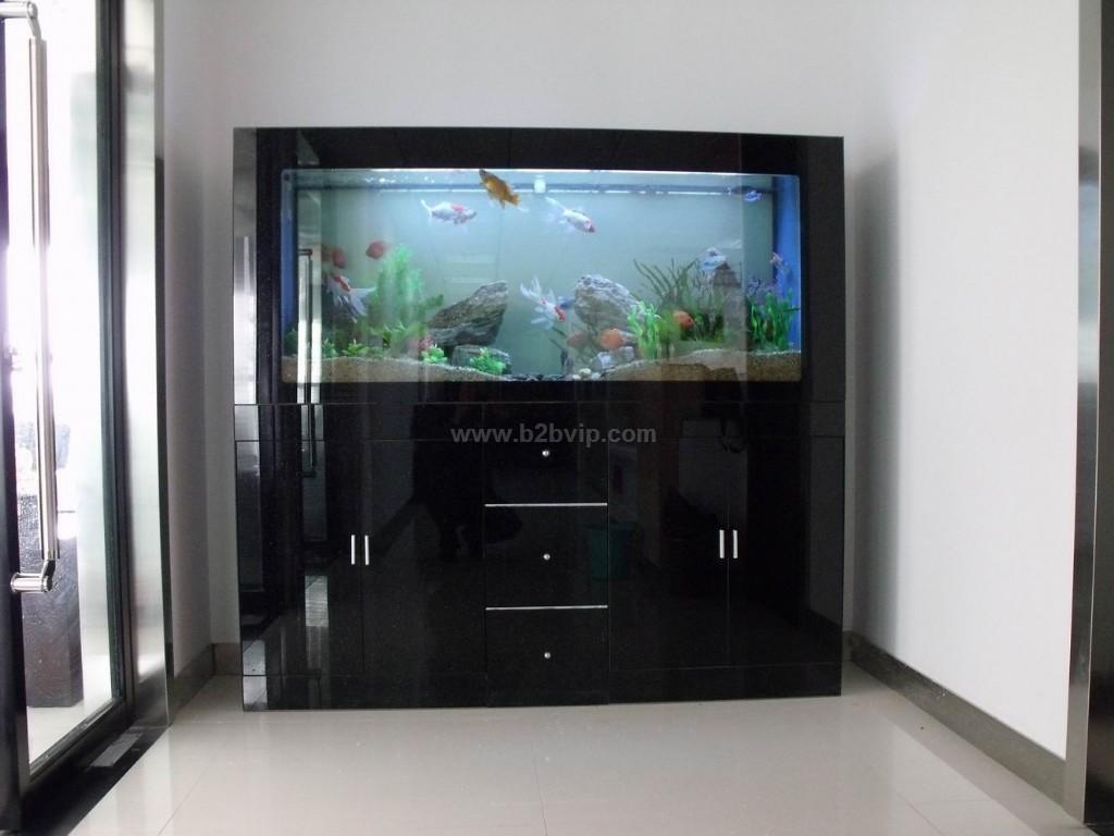 欧式水族箱_家用玻璃制品