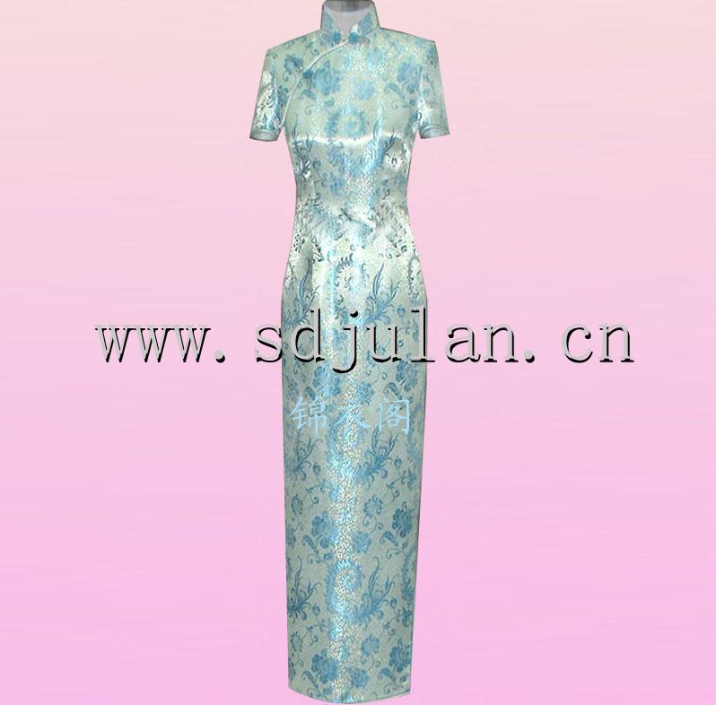 旗袍唐装D036