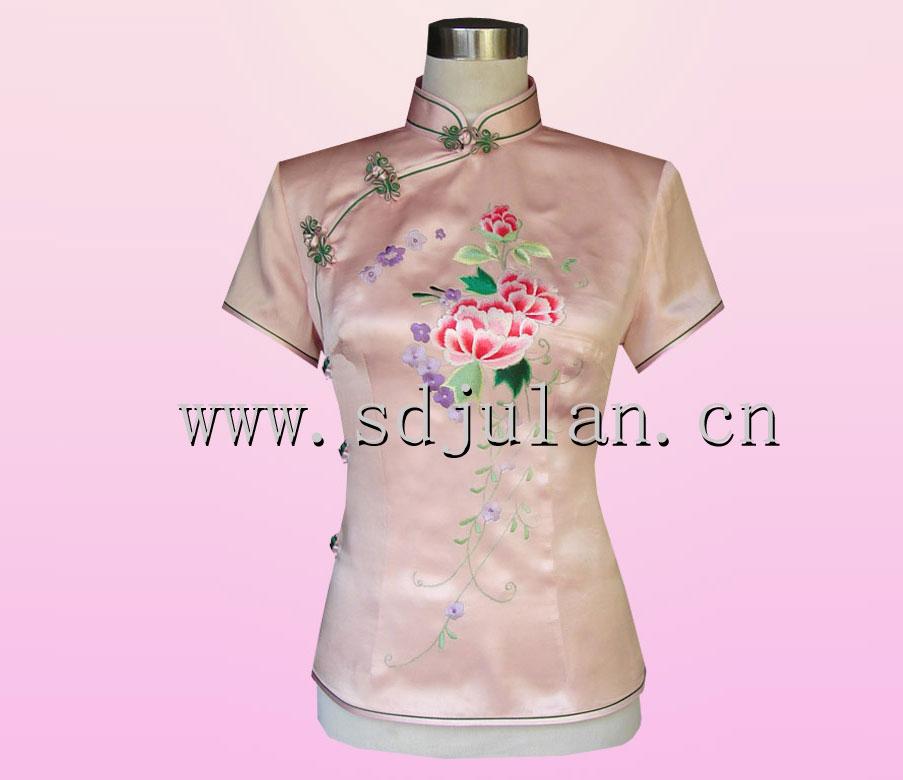 旗袍唐装B90