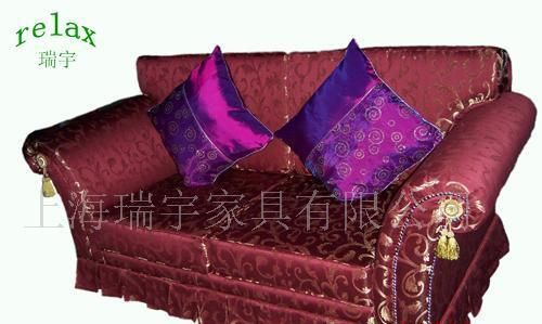 欧式沙发_沙发_客厅家具