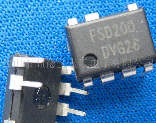 开关电源芯片fsd200
