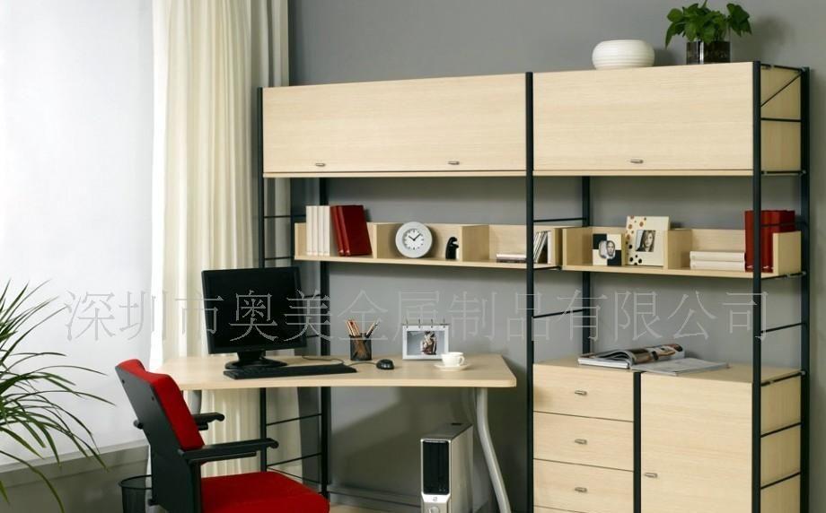 钢木组合家具(书房)