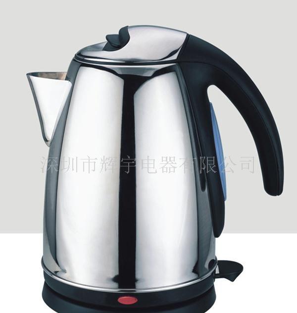 不銹鋼單電熱水壺,電水壺,電熱壺