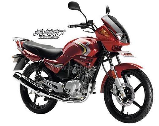 出售雅马哈天剑125摩托车 高清图片