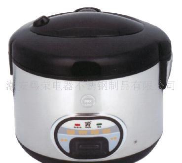 粤荣黑金刚电饭煲(electric cooking pot)