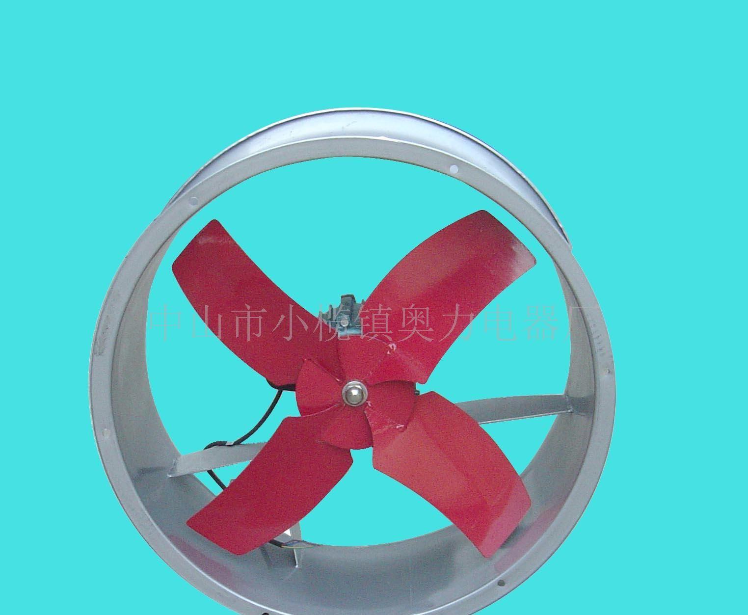 强力圆筒风机