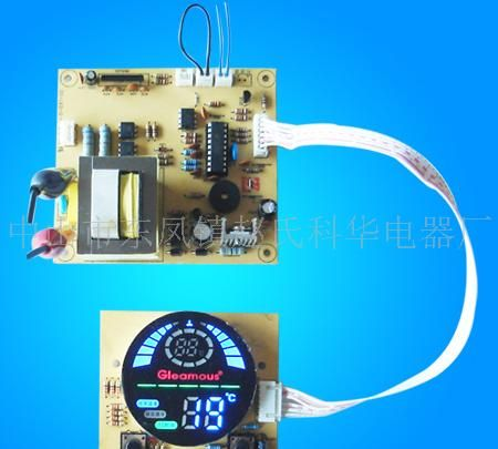 vfd显示即热式电热水器控制板43